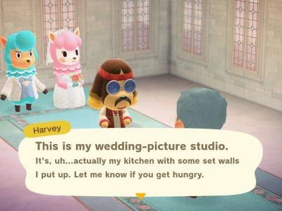We'll have to take a lot of flights for Animal Crossing's Wedding Season event