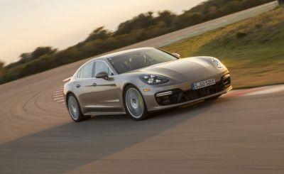 We Ride at Nardo in Porsche's Wild 670-HP Panamera Turbo S Hybrid!