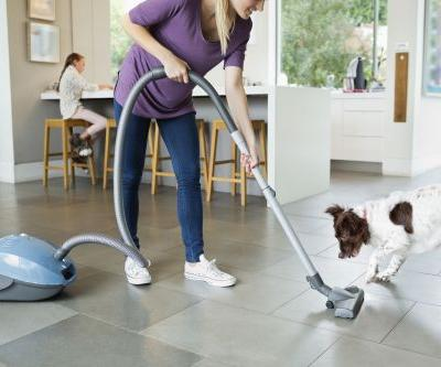 3 Things You Should Never Vacuum in the Kitchen