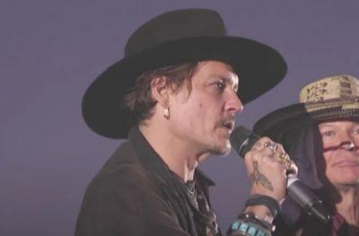 Johnny Depp Apologizes for Joke About Trump Assassination: Was 'In Poor Taste'