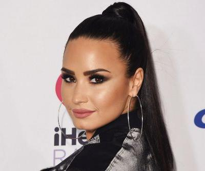 Demi Lovato celebrates Christmas with family following rehab