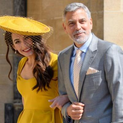 The Surprising Connection Between George Clooney and Princess Eugenie's Fiancé