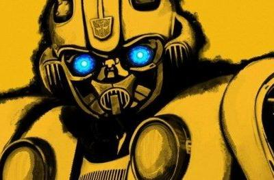 Bumblebee Lights the Way in Cool New Comic-Con PosterParamount