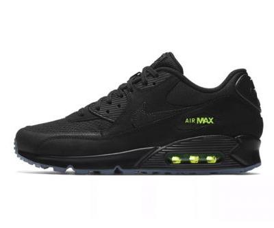 "Nike Air Max 90 ""Night Ops"" Features Timeless Black/Volt Colorway"