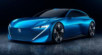 Peugeot Instinct Concept Is Beautiful And Smart