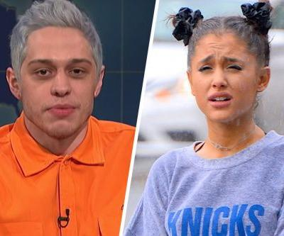 """Pete Davidson Takes The High Road After High Profile Break-Up With Ariana Grande: """"Sometimes Things Just Don't Work Out"""""""