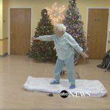 """105-Year-Old Yoga Instructor: """"I Don't Feel Old"""""""