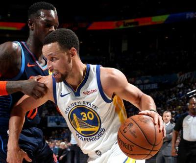 Warriors demolish Thunder and didn't even need Kevin Durant