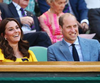 These Photos Of Prince William & Kate Middleton At Wimbledon Are Serious Royal Couple Goals