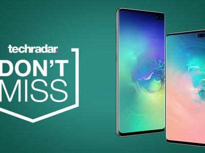 Skip the Galaxy S20 with this bargain 512GB storage Samsung S10 Plus deal