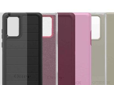 OtterBox Has You Covered, 4 New Cases For Galaxy Note 20 5G Series