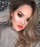Exactly How to Wear Orange Eye Shadow So Your Eyes Are on Fire