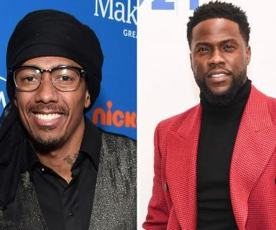 Nick Cannon defends Kevin Hart by slamming female comics