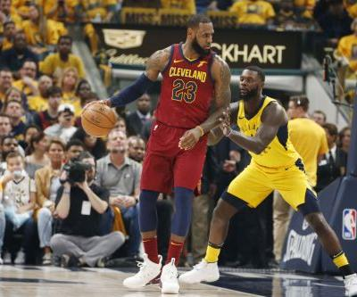 LeBron James won't throw Cavs teammates 'under the bus' after Game 3 loss to Pacers