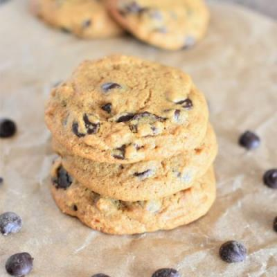 Vegan Chickpea Flour Cookies