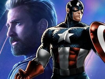 Captain America's Got A Classic Costume In Avengers 4 - How?