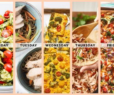 Next Week's Meal Plan: 5 Family-Friendly Dinners with Leftovers
