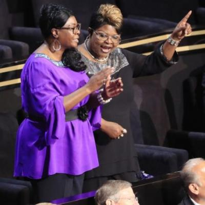Mark Zuckerberg Was Just Asked About Diamond And Silk. Here's What to Know About the Trump-Supporting Sisters
