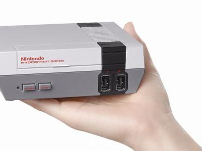 Nintendo's about to re-release its $60 mini NES console - here's everything you need to know
