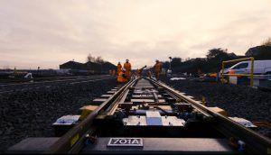 Network Rail Successfully Completes Christmas Improvements On The Midland Main Line