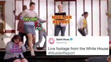 The Mueller Report Was Nearly 400 Pages Of Joke Fodder For Twitter