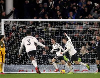 Fulham rallies to 4-2 win over Brighton in Premier League