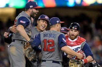 Royals' Hosmer is a world champion again - this time the WBC