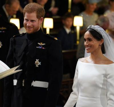 Prince Harry and Meghan Markle's officiant mentioned a 'sexual union' at the wedding and people can't handle it