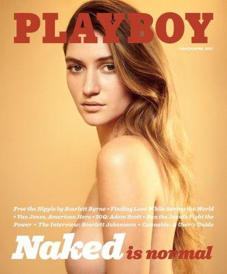 Playboy is bringing back nude photoshoots