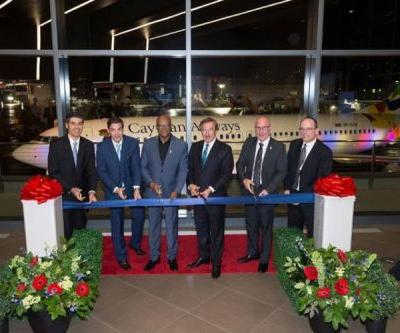 Cayman Airways Takes Delivery of The First Max 8 in The Caribbean