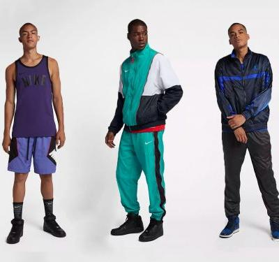 Nike's new Throwback Collection features old-school, '90s-inspired sneakers and clothing - these are the best styles