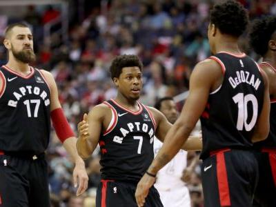 Raptors' playoff demons resurface in dispiriting Game 4 loss to Wizards
