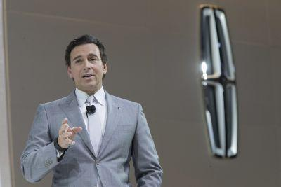 Ford to replace CEO in management shake-up