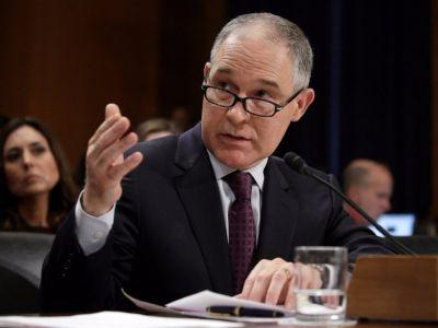Heads of EPA given a 'heads up to expect some executive orders' from Trump