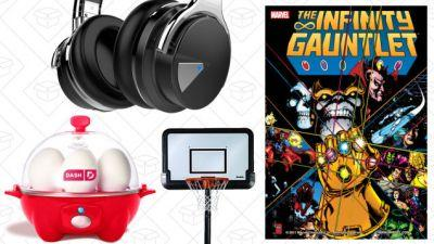 Sunday's Best Deals: Kindle Ebooks, Backyard Sports, Egg Cooker, and More