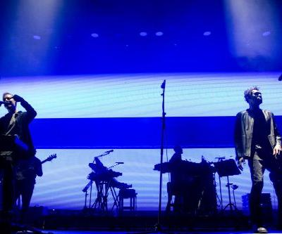Massive Attack Cancel Mad Cool Festival Because Franz Ferdinand Was Too Loud