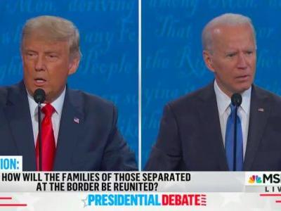 JUST IN: Fox News Tops All Networks as At Least 55 Million People Tune Into the Final Trump-Biden Debate