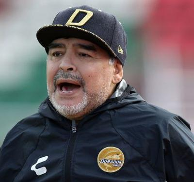 Diego Maradona released from hospital after health scare