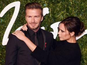 David Beckham Shares Touching Valentine's Day Tribute To Wife Victoria