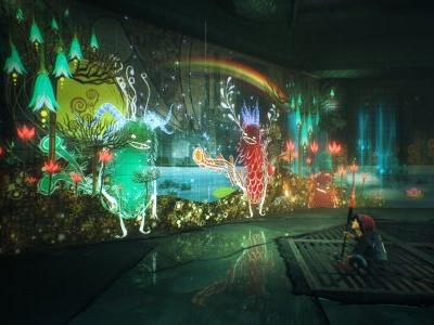 Concrete Genie Releasing in Spring 2019 for PS4