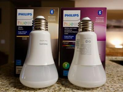 Philips Hue launches its first Bluetooth smart lights, no bridge required