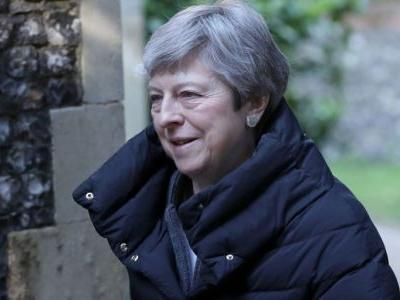 Theresa May's Conservatives slump to fifth place in European elections poll