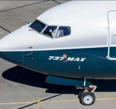 Boeing is said to be warning its 737 Max customers about erroneous cockpit readings that could make the passenger jet 'aggressively dive'