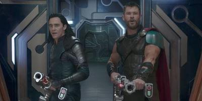 Marvel just released a new trailer for the next 'Thor' movie and it looks awesome