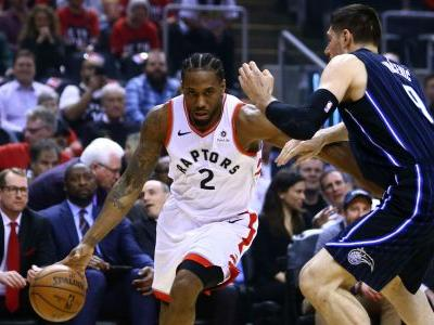 NBA playoffs wrap 2019: Raptors cruise to win over Magic; Nuggets come back to top Spurs