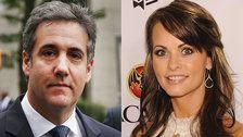 Michael Cohen Taped Donald Trump Discussing Payments To Playmate: Reports