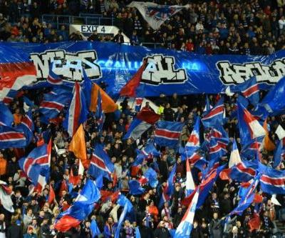 Rangers ordered to close part of Ibrox on racism charge