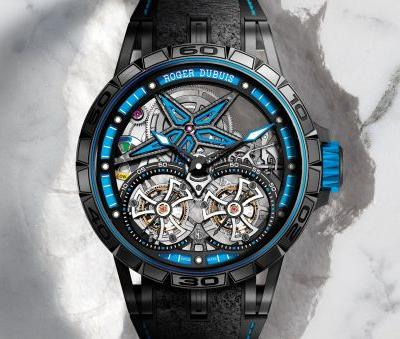 Bare Bones: The best 'Skeleton Watches we saw in 2018