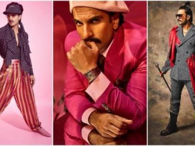 Fashion Friday: How King of Quirk Ranveer Singh turned OTT fashion cool