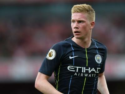 Kevin De Bruyne injury update: Manchester City star to miss three months